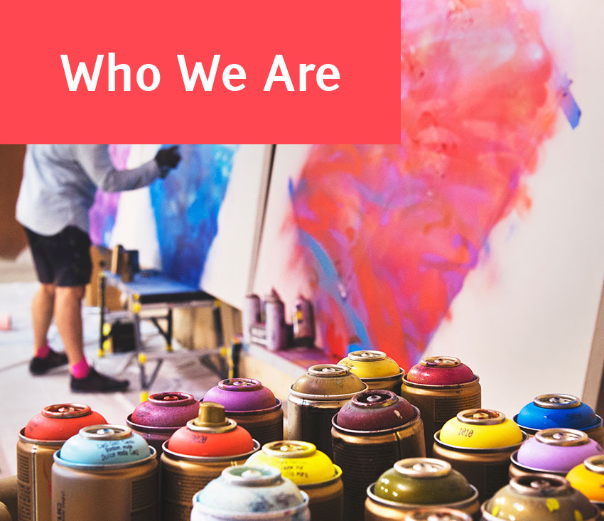 Who We Are - Click here for more info about us